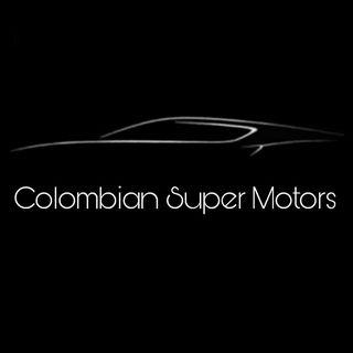 Logo de Colombian Super Motors