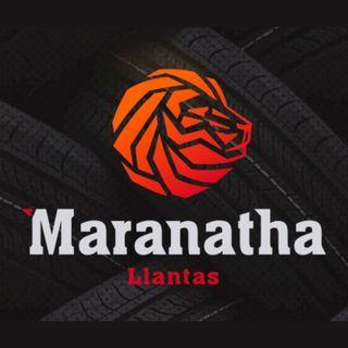 Logo de Maranatha llantas
