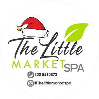 Logo de The Little Market Spa