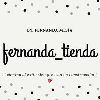 Logo de Fernanda tienda virtual