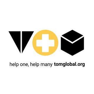 Logo de TOM Tikkun Olam Makers