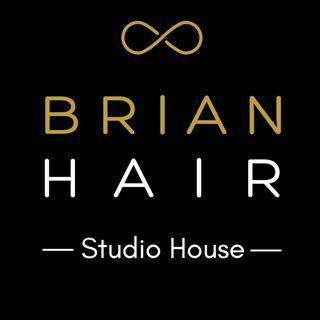 Logo de Brian Hair Studio