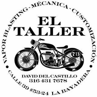 Logo de El Taller Medellín