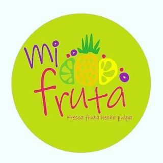 Logo de Pulpas Mi Fruta