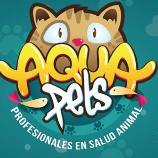 Logo de Aquapets Veterinaria
