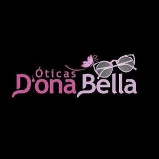 Logo de Ótica D'ona Bella
