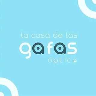 Logo de La Casa de las Gafas - Óptica