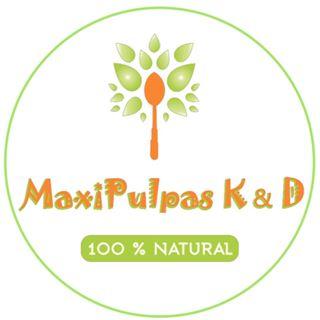 Logo de MaxiPulpas K&D