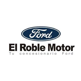 Logo de El Roble Motor Pereira