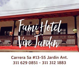 Logo de Fami Hotel Vive Jardín