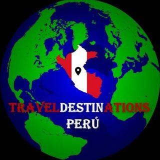 Logo de TRAVEL DESTINATIONS PERÚ 🇵🇪