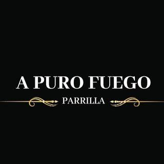 Logo de A Puro Fuego