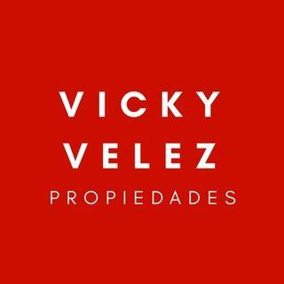 Logo de Vicky Velez  Propiedades