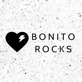 Logo de Bonito Rocks Makeup✨
