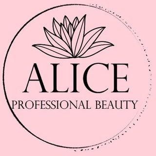 Logo de 💫Alice Professional Beauty