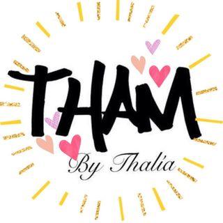 Logo de THAM by Thalía Murillo🇨🇴