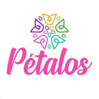 Logo de Pétalos, flores y detalles