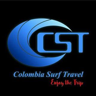 Logo de Colombia Surf Travel