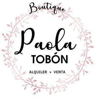 Logo de Paola Tobón Boutique