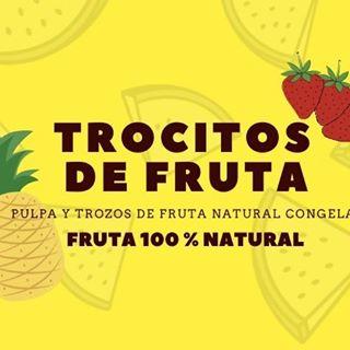 Logo de Trocitos de Fruta