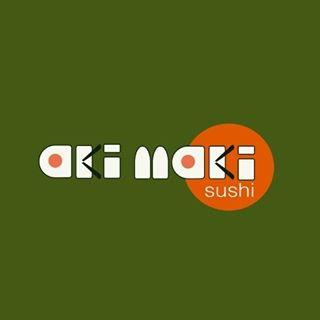 Logo de Aki Maki Sushi Popayán