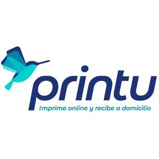 Logo de Printu - Imprime en línea