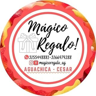 Logo de Detalles Mágico Regalo