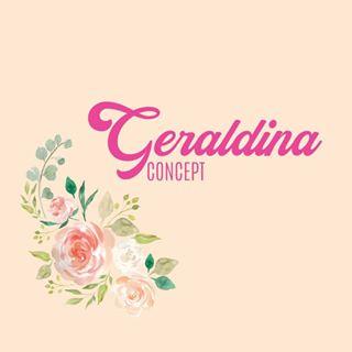 Logo de G E R A L D I N A Concept