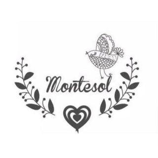 Logo de Montesol 🖤