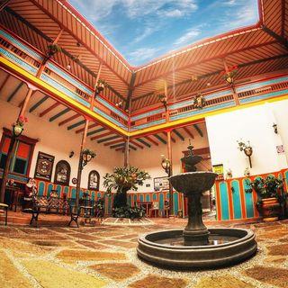 Logo de Hotel Jardín Antioquia