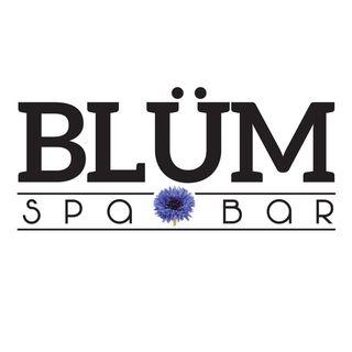 Logo de BLÜM SPA BAR (Bogotá)🇨🇴