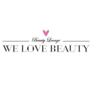 Logo de We Love Beauty
