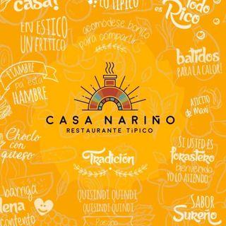 Logo de Casa Nariño Restaurante