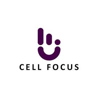 Logo de Cell Focus