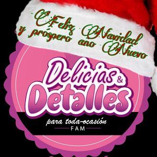Logo de Delicias & Detalles.FAM
