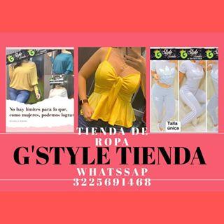 Logo de G'STYLE Tienda