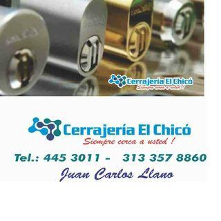 Logo de Cerrajeria el chico