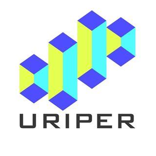 Logo de URIPER Arquitectura Y Taller