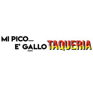 Logo de Mi Pico E' Gallo Taquería