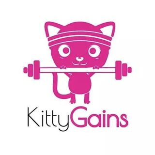 Logo de Kitty Gains