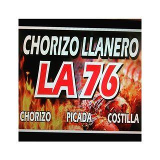 Logo de chorizos la 76