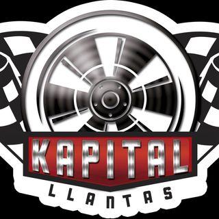 Logo de KAPITAL LLANTAS