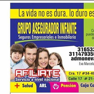 Logo de SEGUROS E INMOBILIARIA INFANTE