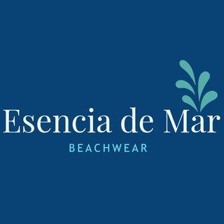 Logo de Esencia de Mar BEACHWEAR💦