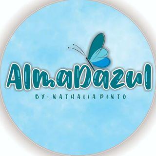 Logo de almaDazul 💙