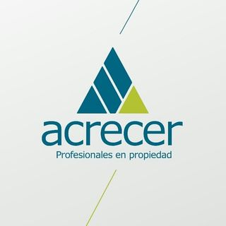 Logo de Acrecer inmobiliaria