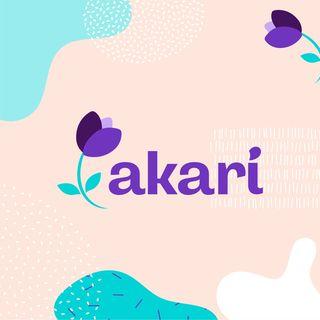 Logo de Akari Maquillaje