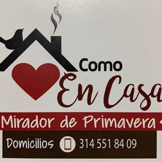 Logo de Como En Casa Mirador Primavera