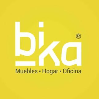Logo de Muebles Bika