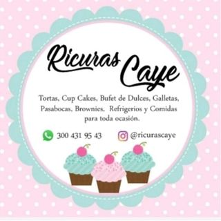 Logo de Ricuras Caye